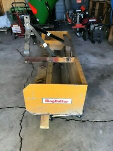 King Kutter Box Blade 72in bb 72 y