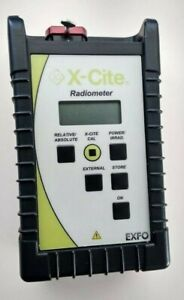 X cite Radiometer Uv visible Radiometer 250 1000nm P010 00199