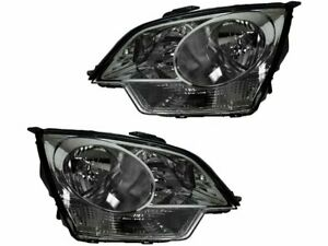 Headlight Assembly Set W455hq For Saturn Vue 2008 2009 2010