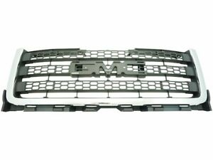 Grille W111rq For Gmc Sierra 2500 Hd 3500 2011 2012 2013 2014