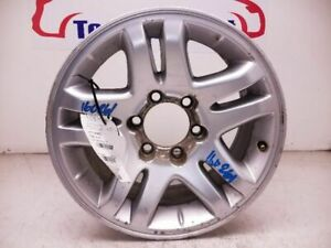 Wheel 17x7 1 2 Alloy Polished Fits 03 07 Sequoia 121859