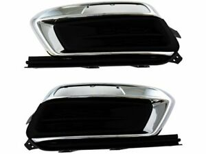 Fog Light Cover Set D512kc For Chevy Cruze Limited 2015 2016