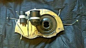Porsche 356 Engine Cooling Fan Housing With Extra Parts Used