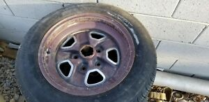 15 Inch M56 Ralley Rims Set Of 4