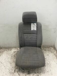 1989 Toyota Pickup Passenger Right Front Bucket Seat Gry Gq81