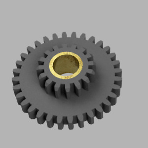 Atlas Craftsman 10 Inch Lathe Thin 625 32 16 Tooth Compound Gear 3d Printed