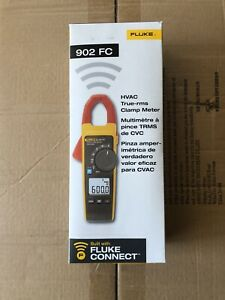 Fluke 902 Fc True rms Wireless Hvac Clamp Meter New