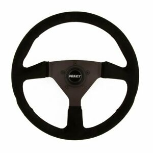 Grant 13 5 Gt Rally All Suede Performance Steering Wheel