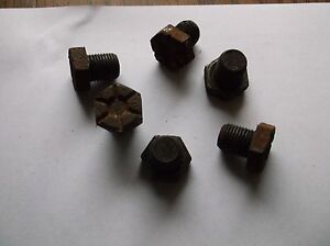 Amc Rambler Jeep Flywheel Flex Plate Bolts Automatic Amx Javelin Cj Wagoneer J10