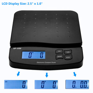 66lbs Postal Scale Digital Shipping Electronic Mail Packages Capacity Of 30kg 1g