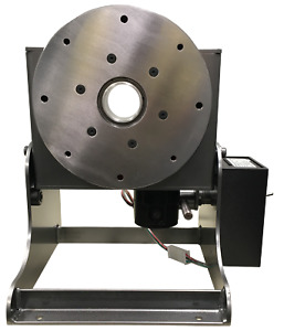 Welding Positioner With 2 Pass Through Made In America