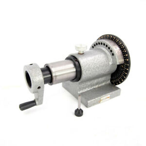 Phase Ii 225 204 5 c Collet Spin Index Fixture With Closer Tolerance