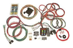 Painless Wiring 10140 26 Circuit Customizable Weatherproof Chassis Harness