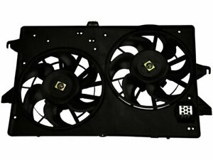 Auxiliary Fan Assembly For 95 02 Ford Mercury Contour Mystique Cougar Zy69t2