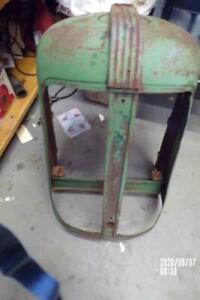 Original Oliver 60 Tractor Radiator Grill Shell 60 Oliver