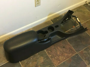 2003 2004 Ford Mustang Center Console Charcoal Black