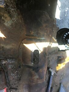 1966 Chevy Impala Ss Floor Shift Tunnel And Automatic Floor Shift Hump Cover
