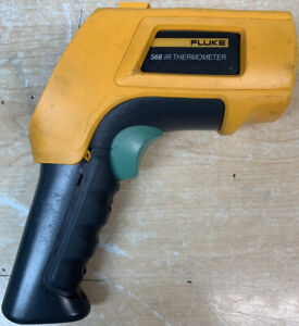 Fluke 566 Ir Infrared Thermometer W lcd Display