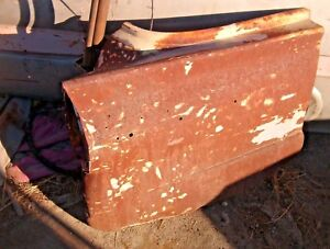 1957 Ford Station Wagon Ranchero Right Rear Quarter Panel Part