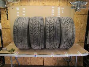 Four 4 Continental Extremecontact 275 40 R20 106y Set Of 4 Tires High Tread