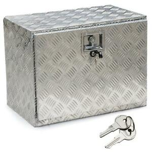 24 Inch Pickup Truck Tool Box Is Made Of Aluminum