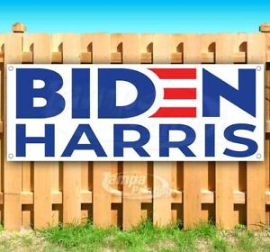 Biden Harris 2020 Advertising Vinyl Banner Flag Sign Usa Kamala Election