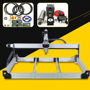 2 2kw 4 Axis Cnc Router Machine Complete Kit Cnc Engraver 1000 1000mm 15 Off