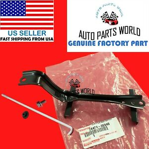 Genuine Oem Toyota 10 20 Highlander Battery Hold Down Clamp With Bolt Nut Kit