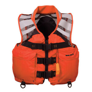 Kent Mesh Search And Rescue sar Commercial Vest Xlarge