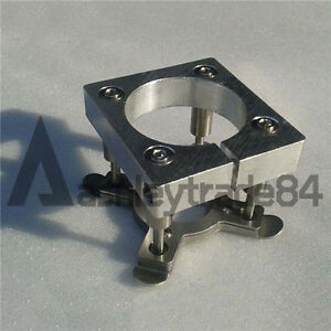 New Diameter Spindle Motor Automatic Platen Clamp Cnc Engraving Machine 65mm