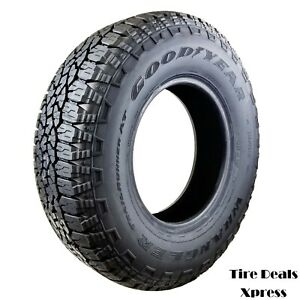 4 Four 235 75r15 Goodyear Wrangler Trailrunner At 2357515 R15 Tire 741126681