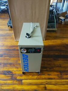 Deltech Refrigerated Comprssed Air Dryer Model Ht25 pre owned