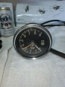 Stewart Warner Tachometer cable Drive Plus V Drive Adapter And 6 Foot Cable