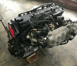 Honda Accord F23a Vtec 4 Cylinders Low Miles Engine For 1999