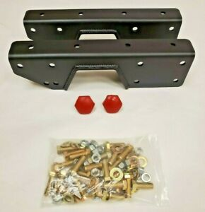 Universal Chevy Ford C10 C20 C30 Frame Support C Notch Section Lowering Kit F150