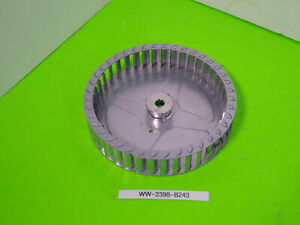 New Replacement Squirrel Cage Furnace Blower Wheel 8 Dia X 1 5 8 W X 1 2 Bore