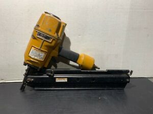 Used Stanley Bostitch N80sb 1 Pneumatic Framing Stick Air Nailer Angled