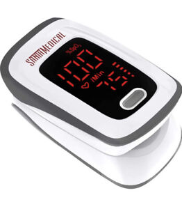 Pulse Oximeter With Case Santamedical