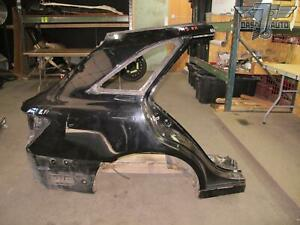 02 05 Lexus Is300 Wagon Sportcross Rear Right Quarter Panel Body Frame Black Oem