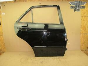 02 05 Lexus Is300 Sportcross Rear Right Pass Side Door Panel Shell Black Oem