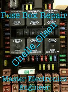 repair Service On 2003 2006 Ford Expedition navigator Fuse Box