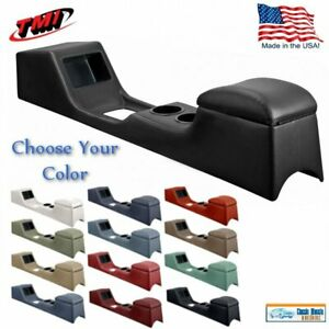Full Length Console For 1965 66 Mustang Coupe Fastback In Many Colors