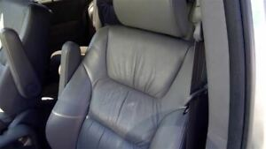 Left Front Driver Seat Grey Leather Electric Fits 08 10 Odyssey 66192
