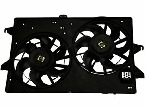 Auxiliary Fan Assembly For 95 02 Ford Mercury Contour Mystique Cougar Fk54m5