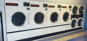Speed Queen 75lb Dryer 4 Avaiable