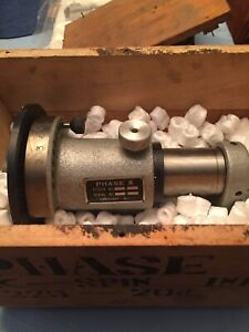 Phase Ii 5c spin index Precision Model New In Wooden Crate
