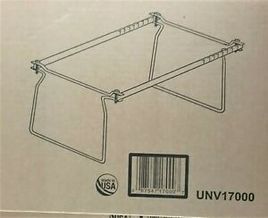 2 Universal Office Products Hanging File Folder Frames Letter Size U s a New