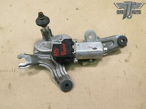 02 05 Lexus Is300 Rear Wiper Motor Assembly 85130 53010 Oem
