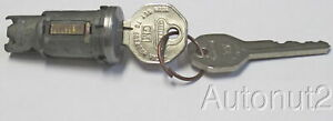 1935 1936 1937 1938 Chevrolet Buick Cadillac Door And Trunk Lock Cylinder An Key