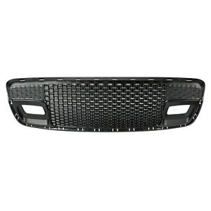 2017 2021 Jeep Compass Front Bumper Lower Bottom Grille Mopar Oem New 5up93rxfac